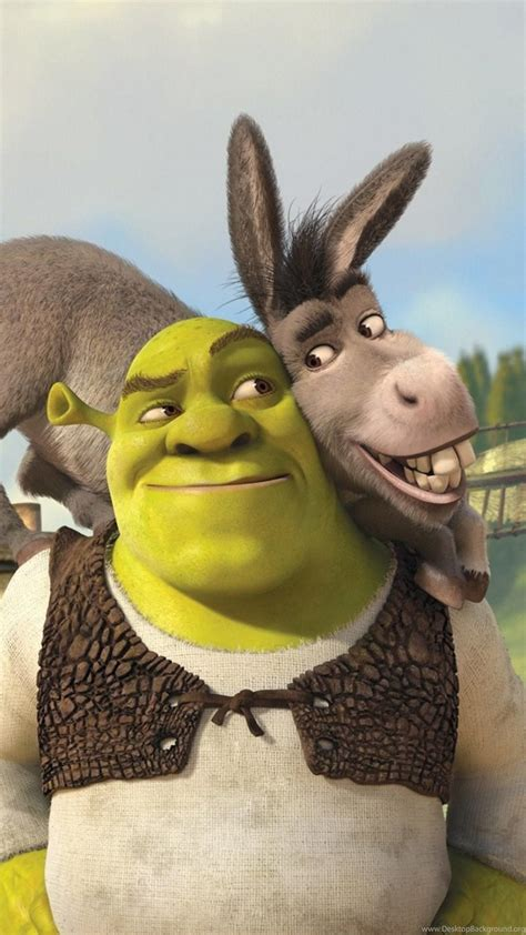 Donkey Shrek Wallpapers - Wallpaper Cave