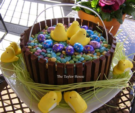 beautiful easter basket ideas  wow style