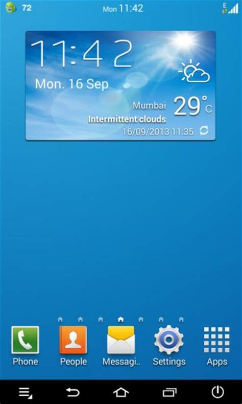 accuweather app for android how to install galaxy s4 launcher weather widget on any