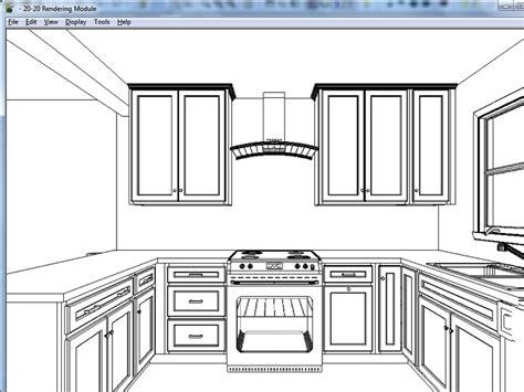 U Kitchen Layout  Home Design