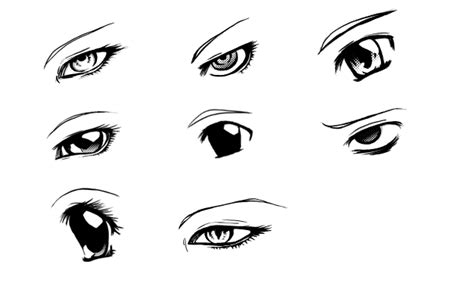 Eyes Examples By Shiro-marusu On Deviantart