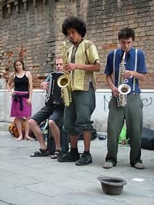 Free 爵士乐队在威尼斯 4 Stock Photo - FreeImages.com