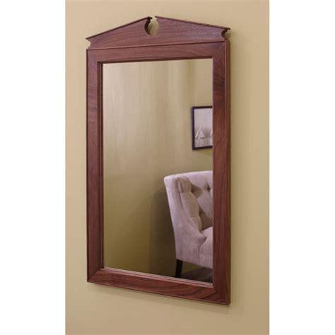 federal pediment mirror woodworking plan  wood magazine