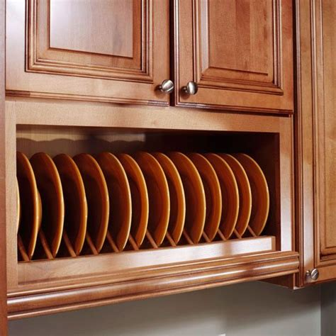kitchen cabinet plate rack storage how to make a plate rack with dowels woodworking 7900