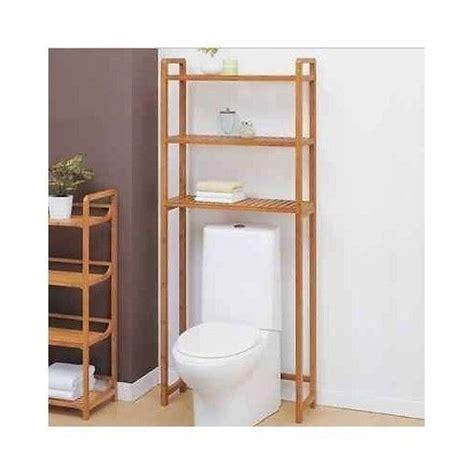 Space Saver Bathroom Storage The Toilet Bathroom Space Saver Shelf The Toilet Bamboo