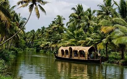 India Nature Kerala Backwaters Wallpapers