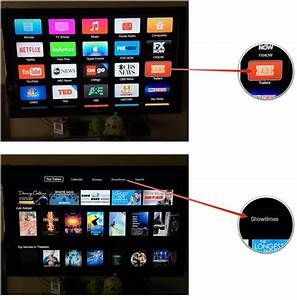 How To View Local Movie Showtimes On Your Apple Tv