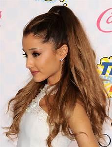 ARIANA GRANDE at Teen Choice Awards 2014 in Los Angeles ...  Ariana