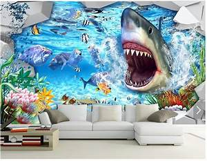 Classy 40+ Underwater Wall Mural Inspiration Design Of ...