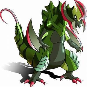 Pokemon Shiny Mega Sceptile Images | Pokemon Images