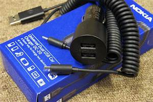 Nokia Dual Usb Car Charger  Dc-20  Review