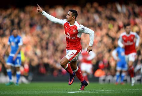 Arsenal 31 Bournemouth Alexis Sanchez Brace Secures Win
