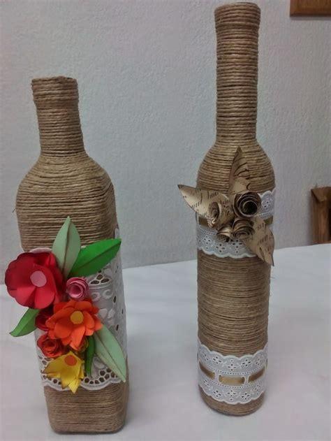 m 225 s de 25 ideas incre 237 bles sobre botellas decoradas para navidad en botellas