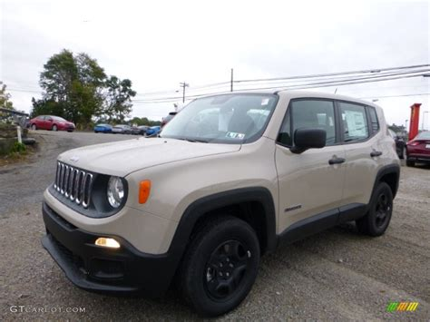 jeep renegade black 2015 mojave sand jeep renegade sport 4x4 107636592