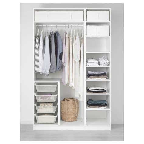 schrank ikea pax pax wardrobe white 150 x 58 x 236 cm ikea