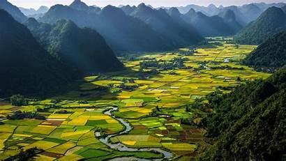Vietnam Wallpapers Desktop Nature Vietnamese Landscape Nam
