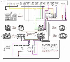 Sony Xplod Color Coded Wiring Diagram
