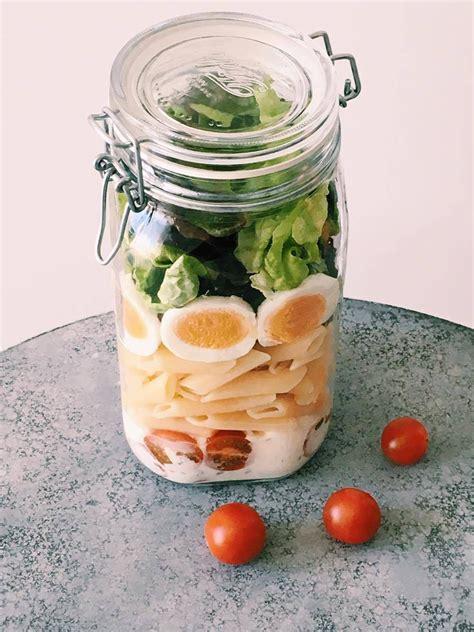 rezepte im glas salat im glas leckereien rezepte im glas salat im