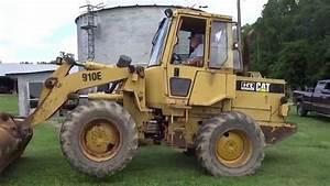 Caterpillar 910e Compact Wheel Loader Service Repair