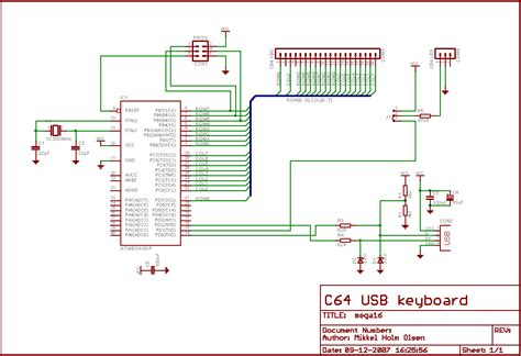 Usb To Ps2 Wiring Diagram by Ps2 Keyboard To Usb Wiring Diagram Electrical Website