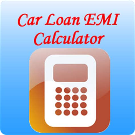 car loan emi calculator financialcalculatorsin