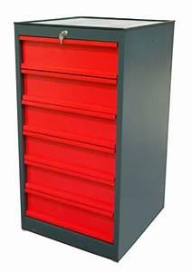 Armoire D Atelier : armoire servante d 39 atelier 6 tiroirs mobilier d 39 atelier ~ Teatrodelosmanantiales.com Idées de Décoration