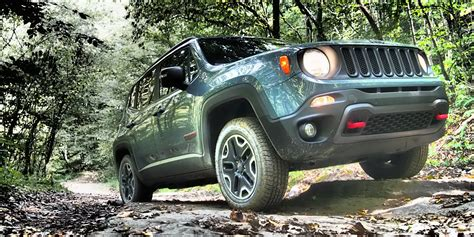 2016 Jeep Wrangler Renegade by 2016 Jeep Renegade Trailhawk Review