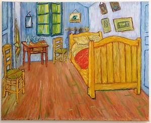 peinture la chambre de van gogh a arles version 1 peinte With description de la chambre de van gogh