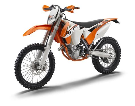 2015 Ktm Dual-sport And Cross-country Dirt Bikes