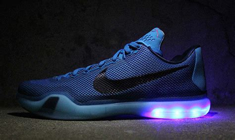 nikes that light up a company is light up nike sneakers and they re