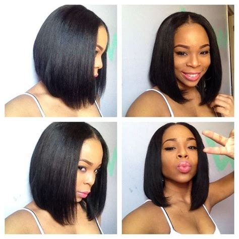 Sew In Bobs Hairstyles by 25 Sew In Bob Hairstyles To Give You New Looks
