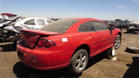 2004 Dodge Stratus Rt Coupe Junkyard Find