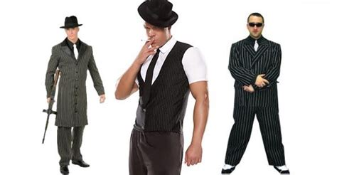 The 25+ Best Mafia Costume Ideas On Pinterest