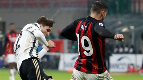 AC Milan 1-3 Juventus: Serie A champions end leaders ...