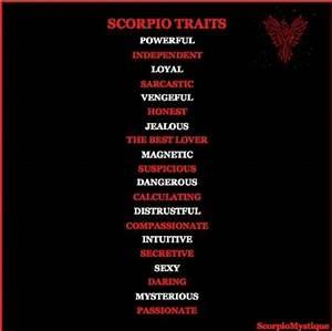 Quotes About Scorpio Female   Scorpio Woman Quotes Scorpio ...