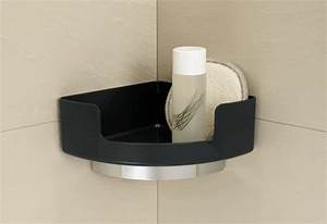 Tablette Pour Salle De Bain : tablette d 39 angle pour salle de bain ~ Melissatoandfro.com Idées de Décoration