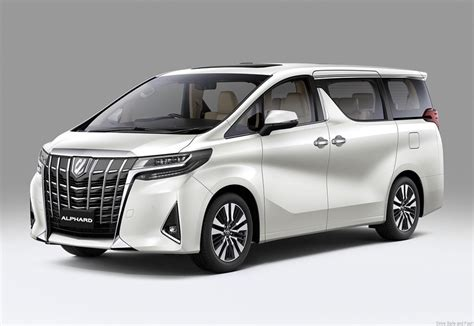 Gambar Mobil Portofino by Alphard And Vellfire Updated For 2018 In Umw Toyota