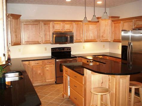 trend in kitchen cabinets mission style kitchen cabinets with granite countertops 8912