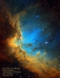 Gorgeous Wizard Nebula | BrownSpaceman