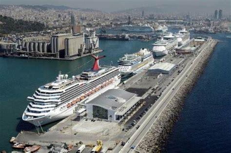 porto di barcellona il porto di barcellona conferma il primato nel 2014 la