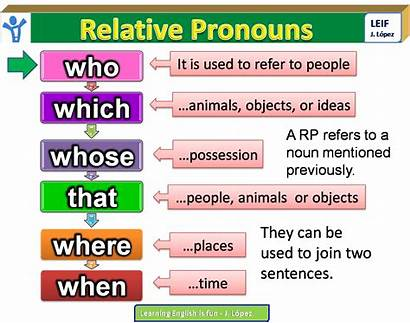 Relative Clauses English Clause Intermediate Students