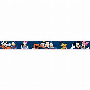 York Wallcoverings Walt Disney Kids II Mickey Friends