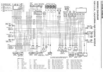 suzuki page  circuit wiring diagrams