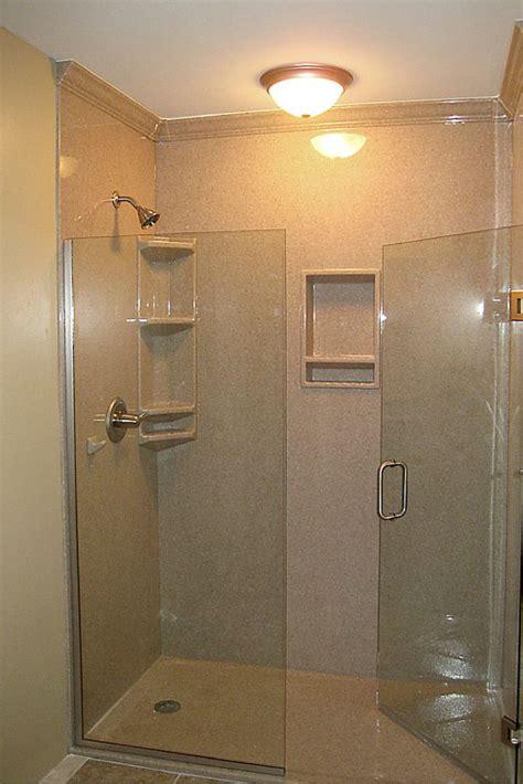 bathroom trim ideas 3 steps to add trim and borders to diy shower wall panels