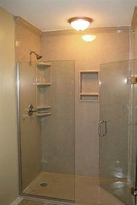 3, Steps, To, Add, Trim, And, Borders, To, Diy, Shower, Wall, Panels