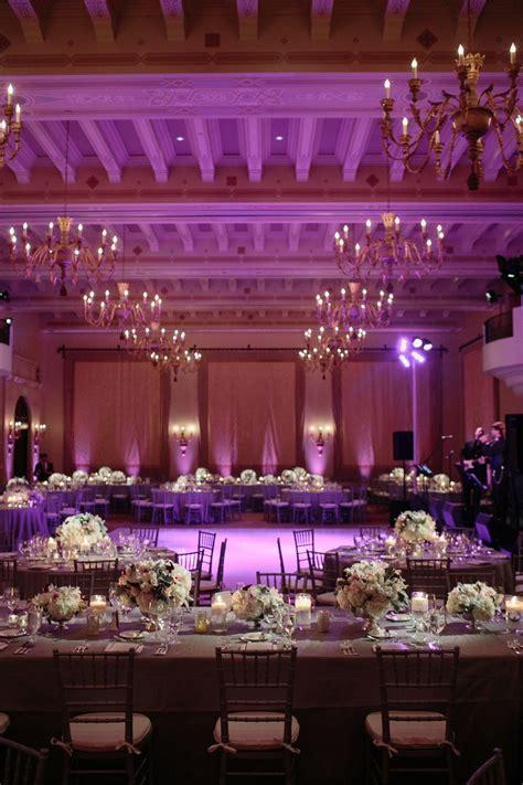 Wedding Reception Lighting by Ballroom Wedding Montage Ballroom Wedding
