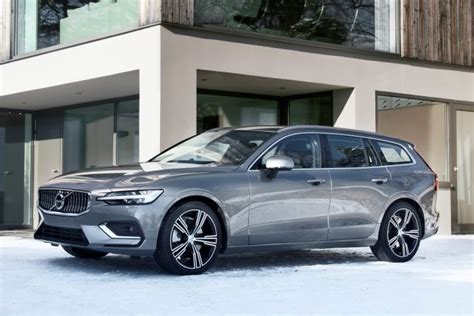 Volvo 2019 Station Wagon by Volvo S 2019 V60 Wagon Priced Vehicle Research
