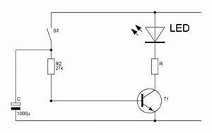 Widerstand Led Berechnen : schaltungen mit transistoren ~ Themetempest.com Abrechnung