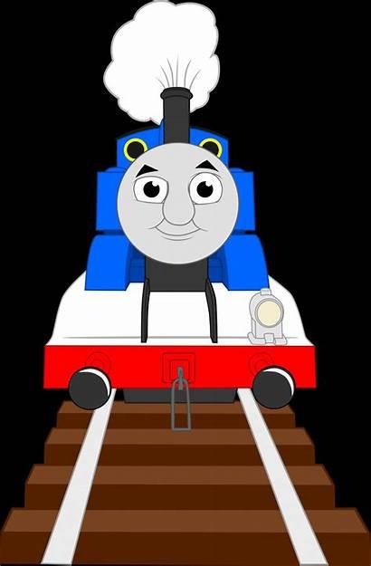 Thomas Train Vectorified