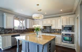 Painting Ideas For Bathrooms Refacing Or Refinishing Kitchen Cabinets Homeadvisor